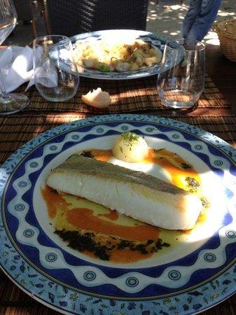 La Bodega de Santiago: Baccalà e cernia