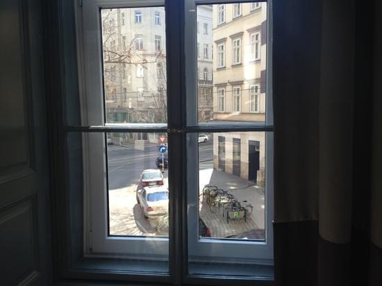 Hotel Saint Shermin: vista dalla camera