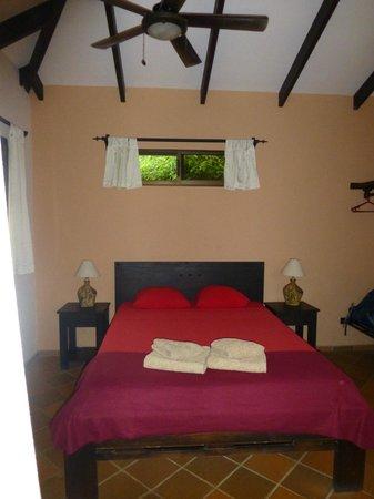 La Cacatua Lodge: vista habitacion