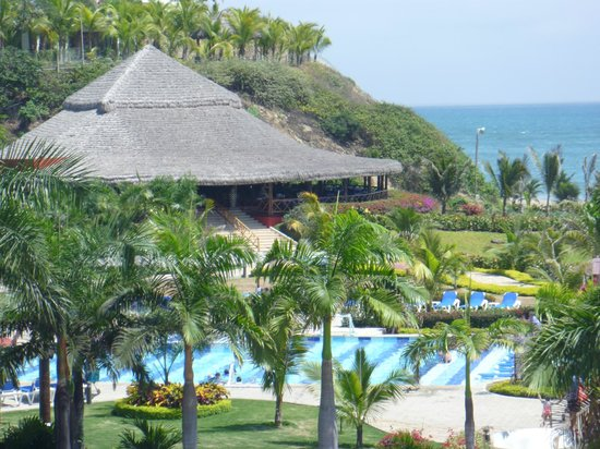 Royal Decameron Punta Centinela: vista del restaurant