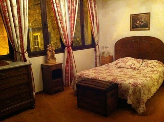 Les Armoiries : breathtaking room