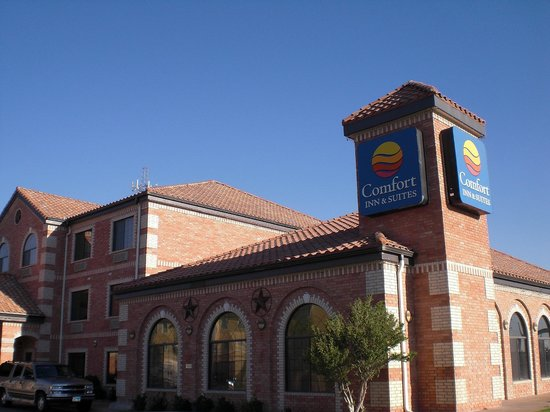 Comfort Inn & Suites: Una visione d'insieme dell'hotel