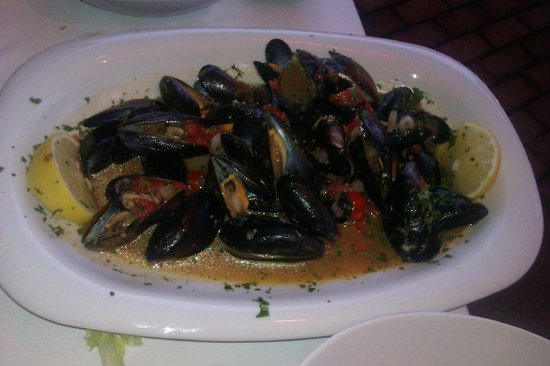 Vermell: Mussels Cozze