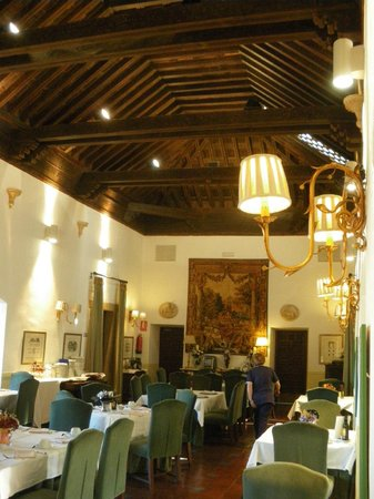 Marmitia Restaurant Parador de Oropesa