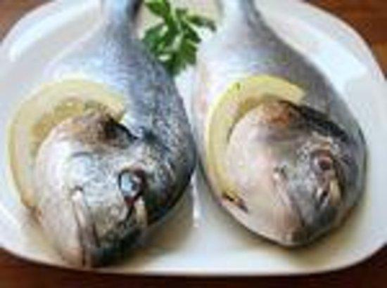 Pizzería Restaurante Di Mare: Pescados