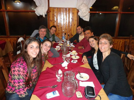 Hotel Alun Nehuen: restaurante