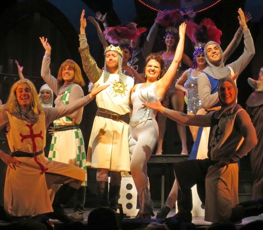 Forestburgh Playhouse: Spamalot
