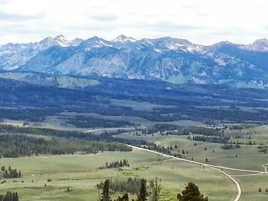 Sawtooth National Forest: Galena Summit lookout