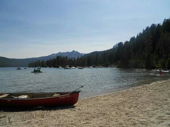 Sawtooth National Forest: Redfish Lake