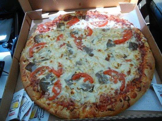 Boston Pizza: Greek Pizza