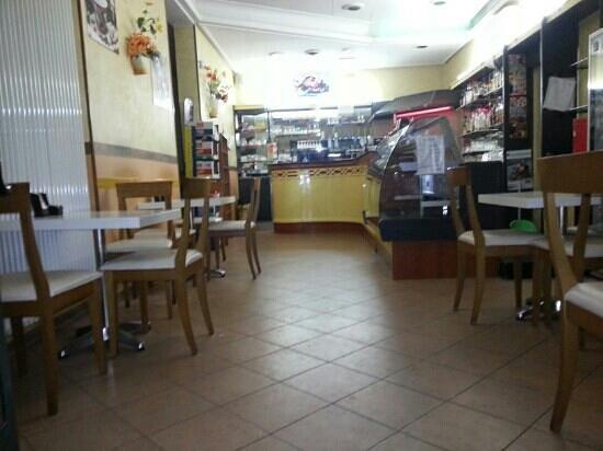 Montelabbate, Italia: bar