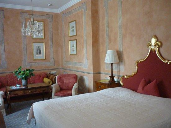 Bristol Hotel Salzburg: Our fancy room Room 106