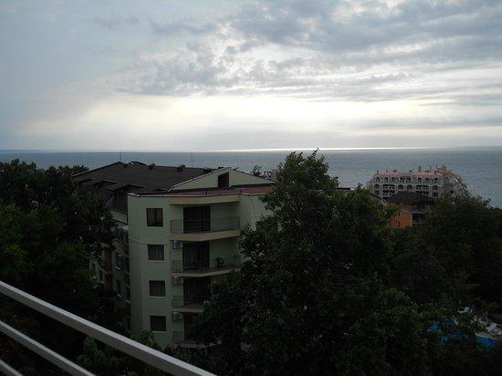 Vezhen Hotel: view