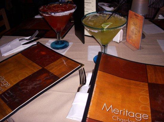 Meritage - Warwick: drinks