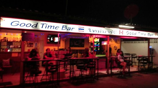 Ron's G.T. (Good Time) Bar - Pattaya