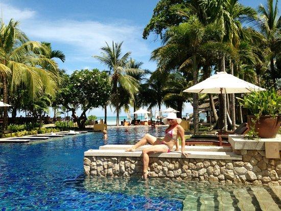 Novotel Samui Resort Chaweng Beach Kandaburi: Great pool area