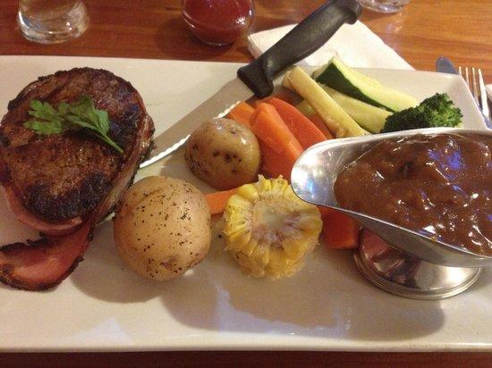 Images Restaurant: My steak
