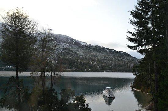 Hosteria Patagonia Paraiso: Vista de la habitacion