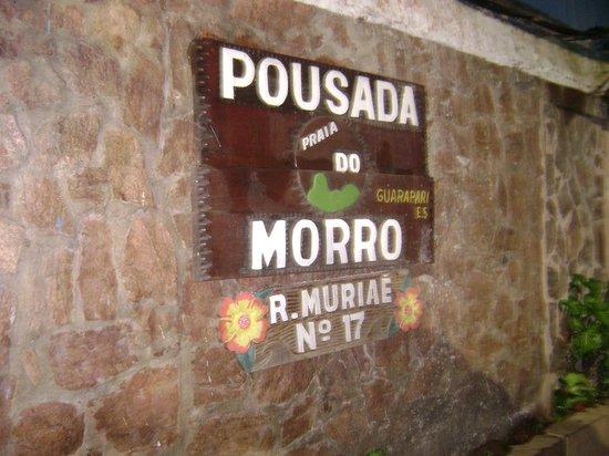 Pousada Praia Do Morro: faixada da pousada