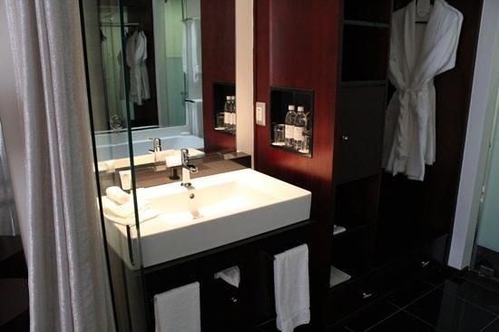 DaVinci Hotel and Suites: Banheiro