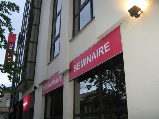 Hotel Mercure Bordeaux Centre Gare Saint Jean : Hotel, fachada.