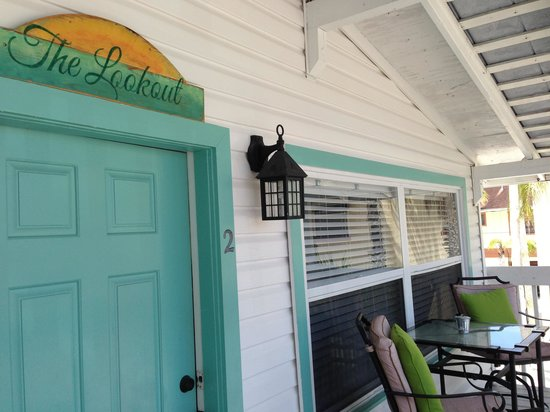 The Inn on Siesta Key: Beachy!