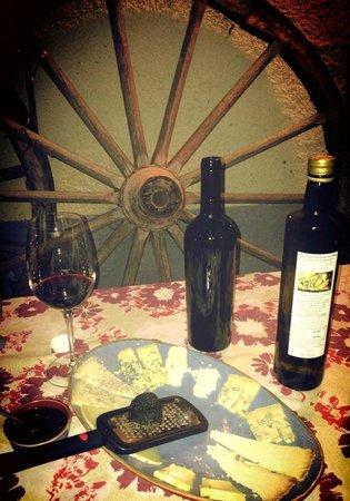 Locanda Madonna delle Vigne: Abruzzo in tavola....