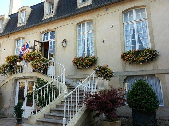 Hotel d'Argouges: front