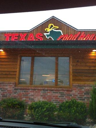 Texas Roadhouse: Le restaurant