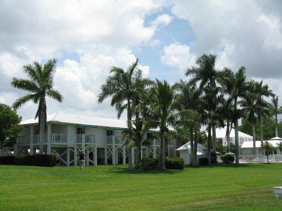 Tarpon Lodge & Restaurant: The Island House