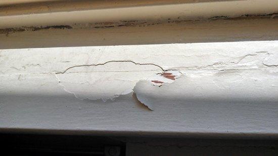 Travelodge Suites Virginia Beach Oceanfront: window sill