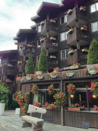 Mercure Chamonix Centre Hotel : Great Look