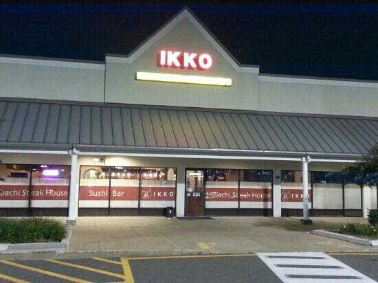 Ikko Japanese Steak House: AMAZING!!!!!