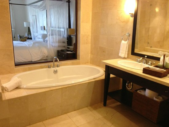 Casa Colonial Beach & Spa: Junior Suite bathroom