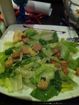 Zibo: Salade César