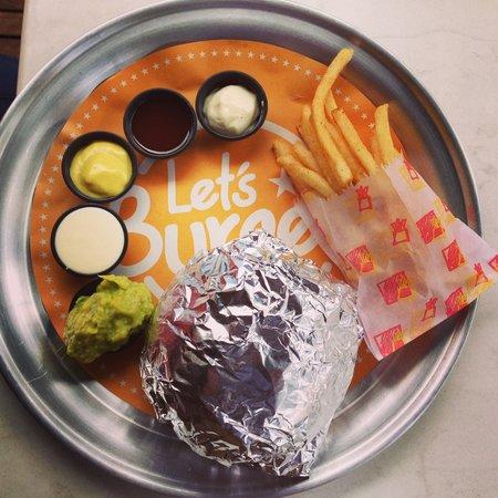 Let's Burger: getlstd_property_photo