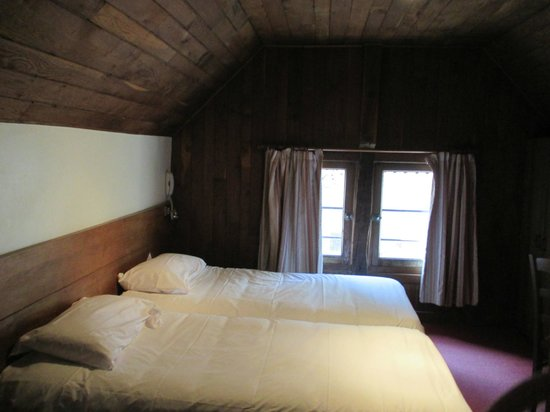 Hotel Le Mouton Blanc: twin room
