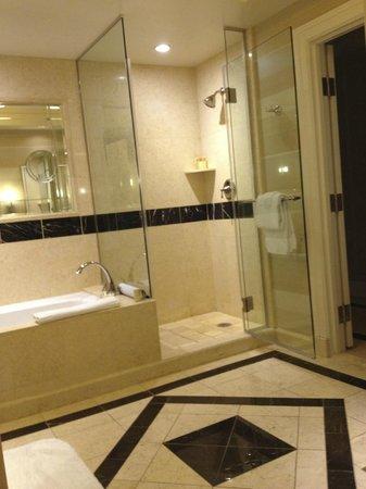 The Palazzo Resort Hotel Casino: Palazzo Bathroom