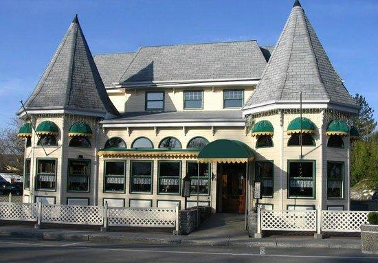 Fourchette et Coco : Front of the restaurant