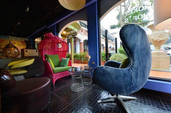 Smokey Joe's Hotel : lobby