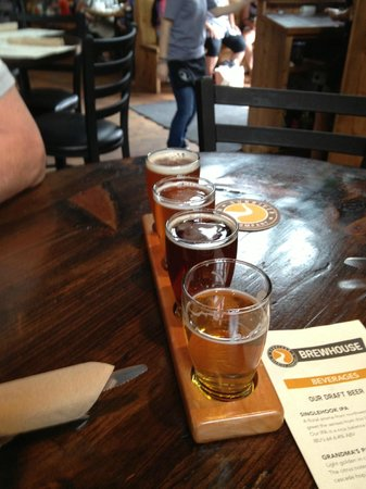 Sunriver Brewing Company : Sample Beers