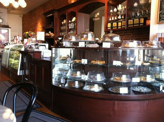 Wooster St Cafe