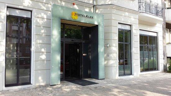 Exe Hotel Klee Berlin: Esterno dell'hotel