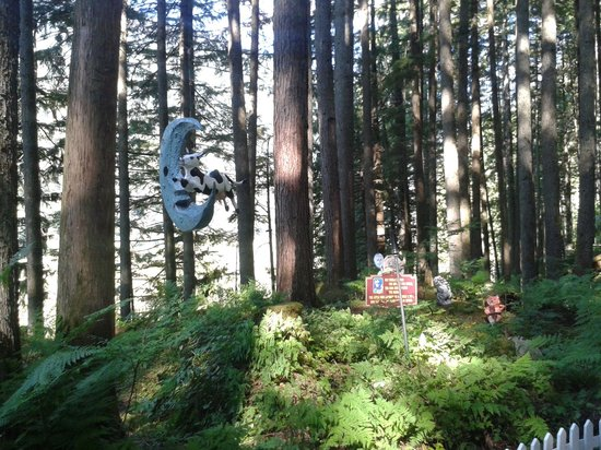 The Enchanted Forest: Ceramic Display