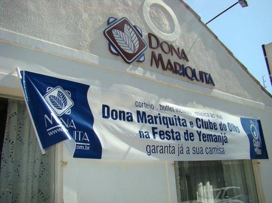 Dona Mariquita: Rua do Meio, Rio Vermelho.