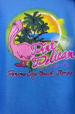 Pink Pelican Ice Cream Panama City Beach