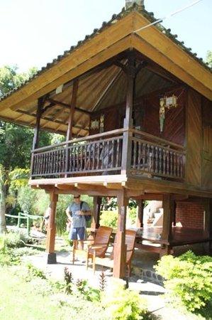 Manah Liang Bungalow: bungalow 4