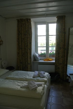 Pension Seibel: Our room