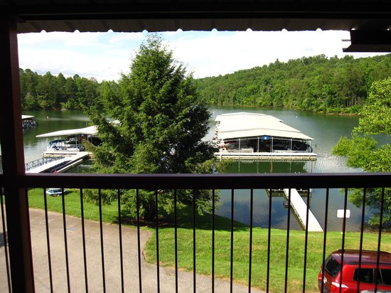Boundary Waters Resort & Marina: view from C