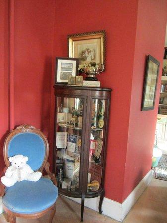 River Run Bed & Breakfast : Living Room